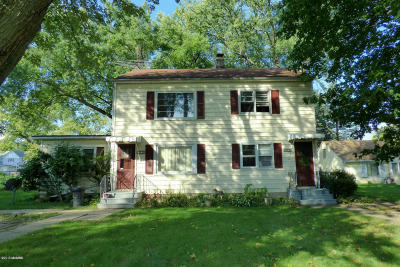Galien Multi Family Home For Sale: 209 Blakeslee