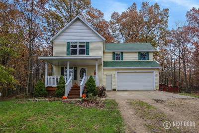 Hamilton Single Family Home For Sale: 3477 Dodges Run