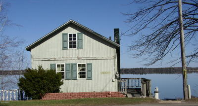 Manistee County Single Family Home For Sale: 8194 Lake Street