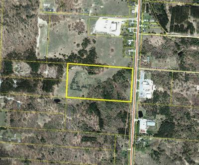 Manistee County Residential Lots & Land For Sale: 3496 Grant Highway