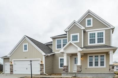 New Buffalo Single Family Home For Sale: 18670 Leonard Court