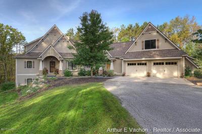 Caledonia Single Family Home For Sale: 7997 Alaska Avenue SE