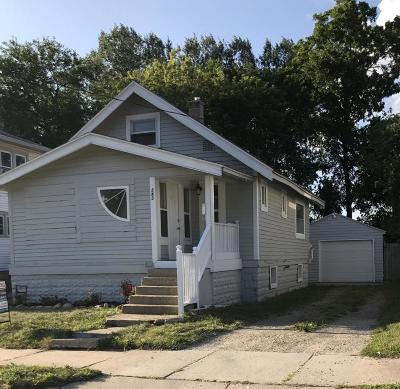 Grand Rapids MI Single Family Home For Sale: $74,900