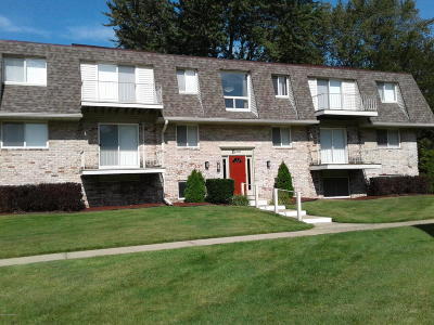 St. Joseph Condo/Townhouse For Sale: 3608 Lakeshore Drive #B4