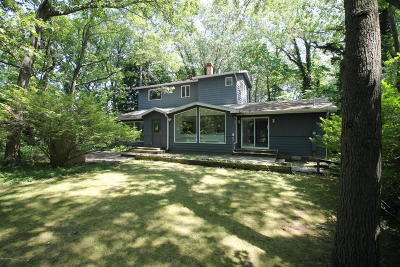 New Buffalo Single Family Home For Sale: 19335 Highland Drive