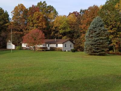 Sparta Single Family Home For Sale: 627 Indian Lakes Rd