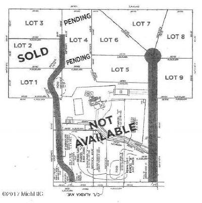 Caledonia Residential Lots & Land For Sale: 8996 Alaska Avenue SE