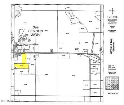 Wayland Residential Lots & Land For Sale: 2871 10th