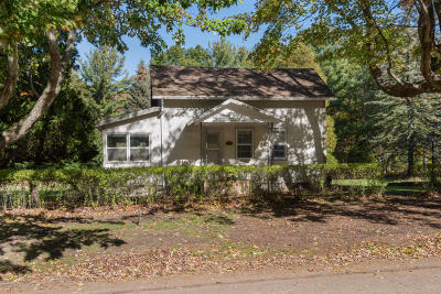 Pentwater Single Family Home For Sale: 1111 Second Street