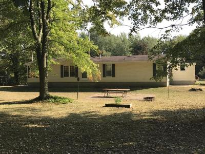 Allegan Single Family Home For Sale: 3942 107th Avenue