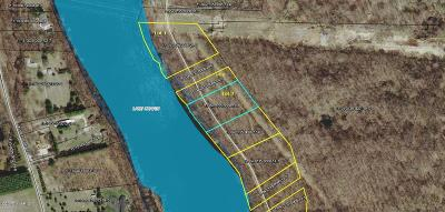 Berrien Springs Residential Lots & Land For Sale: 0-Lot 3 S Lake Chapin Road