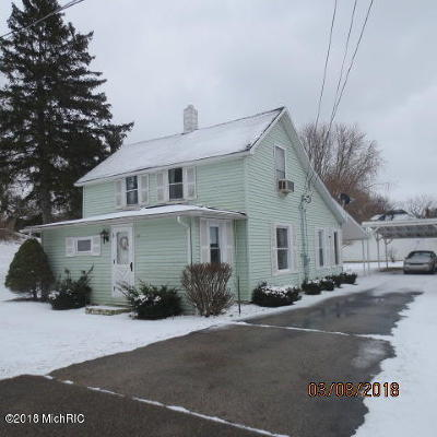 Berrien County, Branch County, Calhoun County, Cass County, Hillsdale County, Jackson County, Kalamazoo County, St. Joseph County, Van Buren County Single Family Home For Sale: 238 Garfield Street
