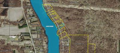 Berrien Springs Residential Lots & Land For Sale: 0-Lot 6 S Lake Chapin Road