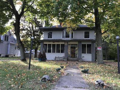 Benton Harbor Single Family Home For Sale: 1580 Colfax