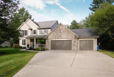 Richland Single Family Home For Sale: 6273 Bethany Circle