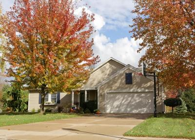 Grand Haven Single Family Home For Sale: 13512 Hidden Creek Drive