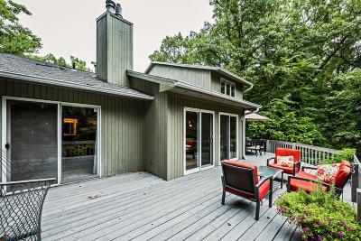 New Buffalo Single Family Home For Sale: 38 Dune Ridge Drive