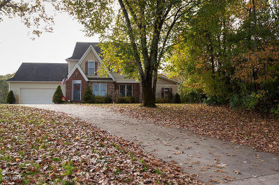 Niles Single Family Home For Sale: 1508 Lacey Court