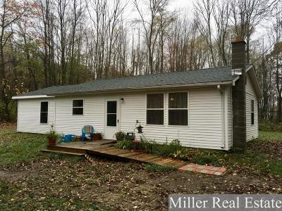 Barry County Single Family Home For Sale: 6450 E Center Road