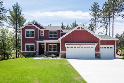 Muskegon Single Family Home For Sale: 2461 Odawa Trail #8