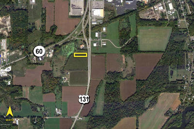St. Joseph County Residential Lots & Land For Sale: Us 131 Highway #2.2
