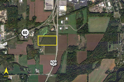 St. Joseph County Residential Lots & Land For Sale: Us 131 Highway #19.10