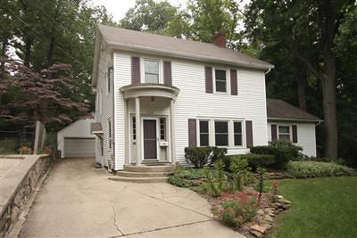 Kalamazoo Single Family Home For Sale: 1728 Greenlawn Avenue