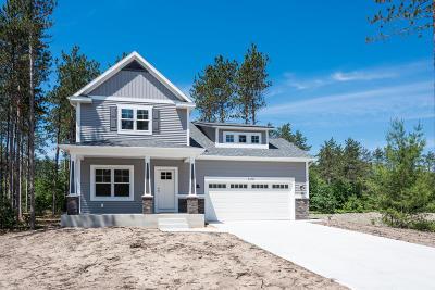 Muskegon Single Family Home For Sale: 2478 Odawa Trail #75
