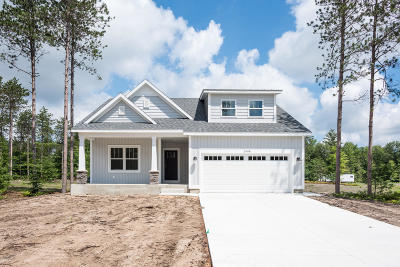 Muskegon Single Family Home For Sale: 2498 Odawa Trail #73