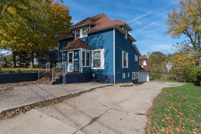 South Haven Single Family Home For Sale: 211 Wells Street
