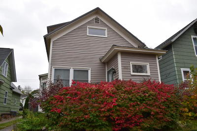 Manistee County Single Family Home For Sale: 343 Fourth Street