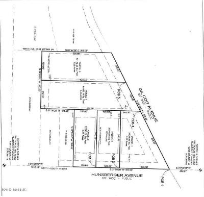 Grand Rapids, East Grand Rapids Residential Lots & Land For Sale: Lot 1 Hunsberger NE