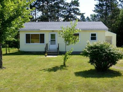 Manistee County Single Family Home For Sale: 8547 Aura Street