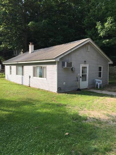Free Soil Single Family Home For Sale: 7120 N Poplar Road