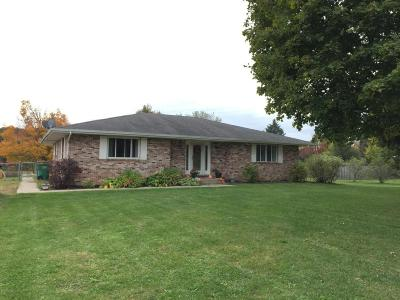 Cass County Single Family Home For Sale: 15345 Us 12