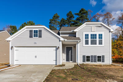 South Haven Single Family Home For Sale: 72364 Beacon Court