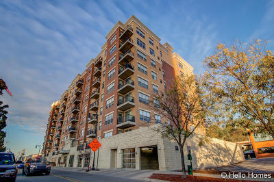 Condo/Townhouse For Sale: 538 Bond Avenue NW #413