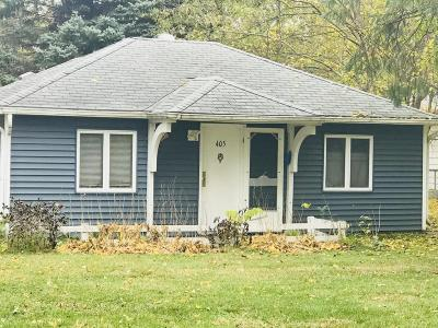Berrien Springs Single Family Home For Sale: 405 Park Avenue