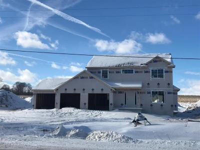 Sparta MI Single Family Home For Sale: $259,900