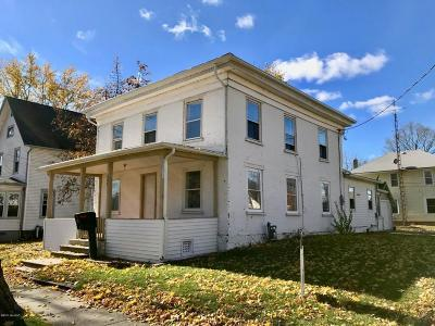 St. Joseph County Single Family Home For Sale: 226 West Street