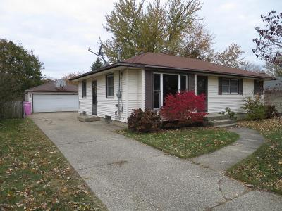 Wyoming Single Family Home For Sale: 3725 Collingwood Avenue SW