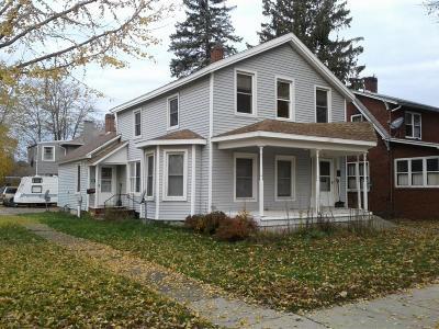 Hillsdale MI Multi Family Home For Sale: $67,900