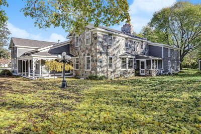 Holland, West Olive Single Family Home For Sale: 662 South Shore Drive