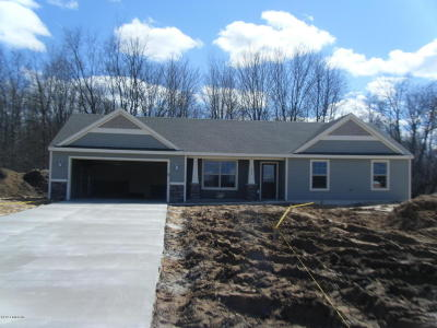 Middleville Single Family Home For Sale: Lot 13 Foxglove Drive