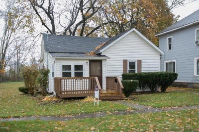 St. Joseph County Single Family Home For Sale: 307 S Jefferson Street