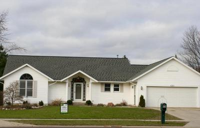 Wyoming Single Family Home For Sale: 4351 Windcrest Drive SW