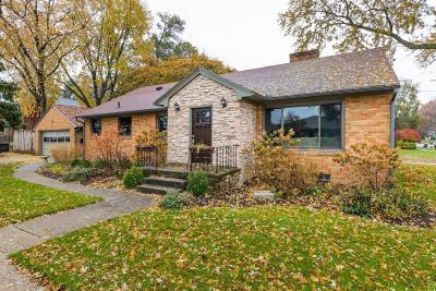 Single Family Home For Sale: 1528 Michigan Street NE