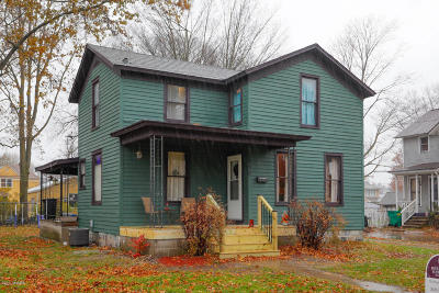St. Joseph County Single Family Home For Sale: 606 East Street