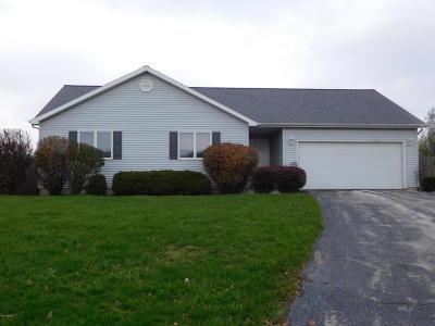 Berrien County Single Family Home For Sale: 425 E Trillium Circle