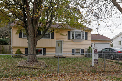 Portage Single Family Home For Sale: 4224 Winthrop Avenue